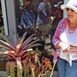May Garden Tour 8 - Barbara Berez explains her potted garden